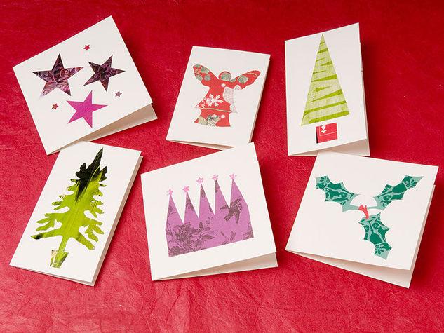 Biglietti Di Natale Di Carta.Liberate La Fantasia Create Originali Biglietti Di Auguri